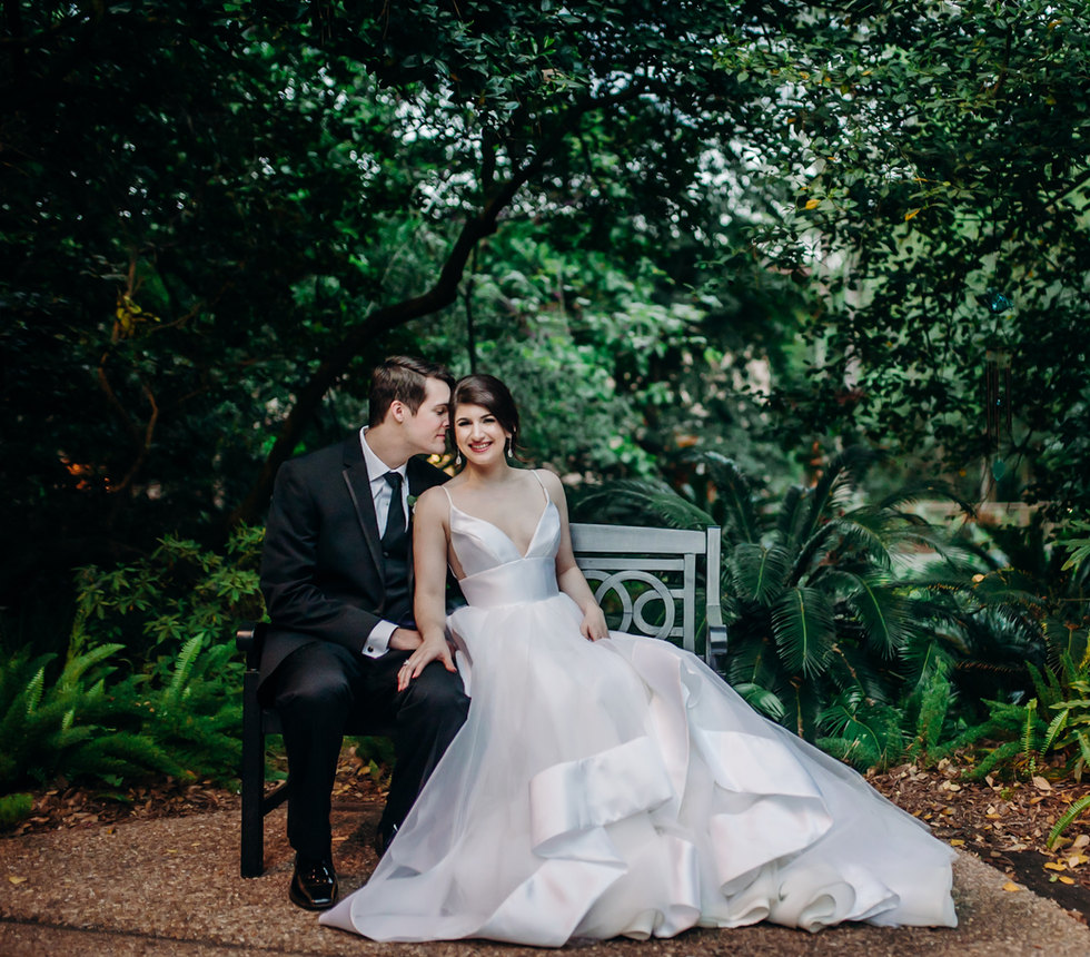 Madeline + Taylor Wedding