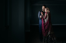 Anusha + Raza Wedding