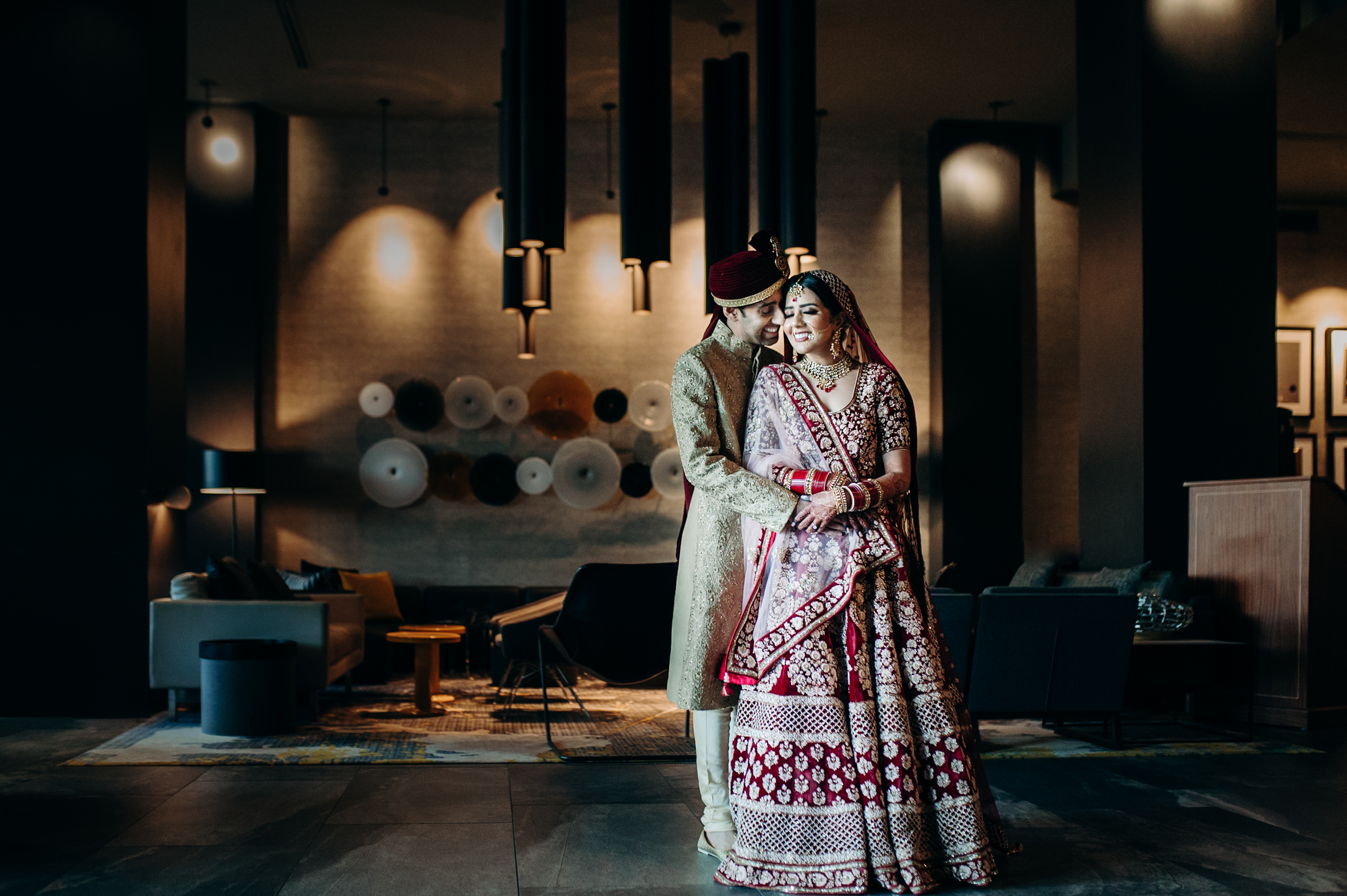 Amrita + Sagar Wedding