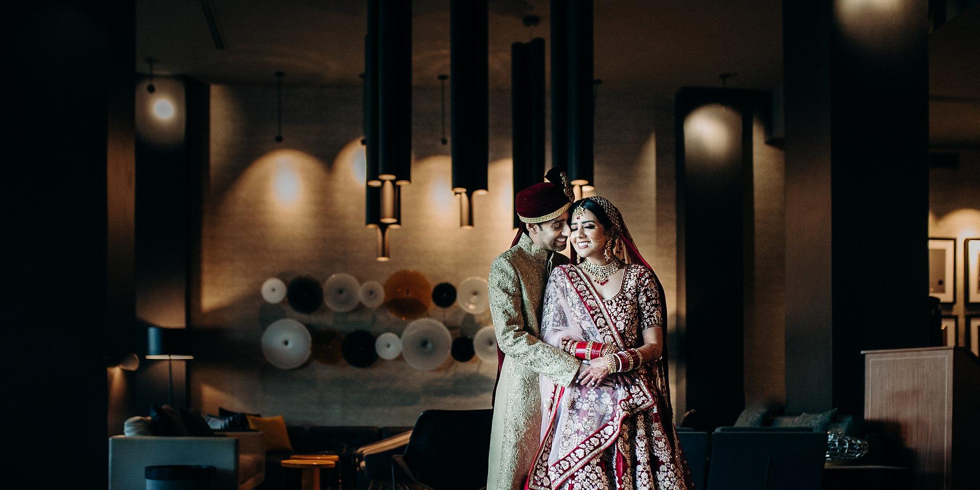 Amrita + Sagar Wedding
