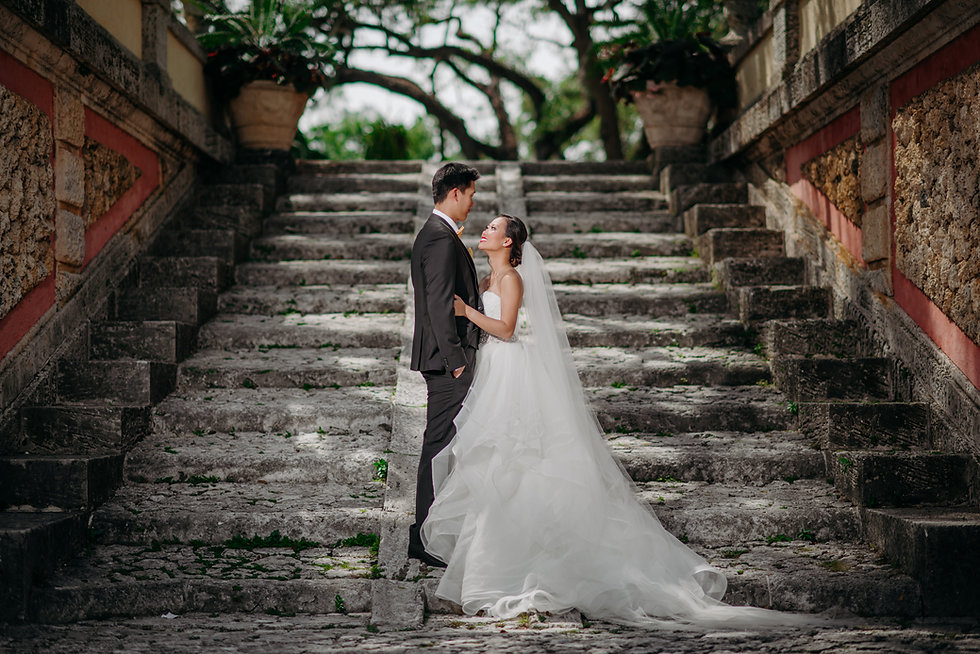 2018_05_10 Hang + Peter Wedding Vizcaya,