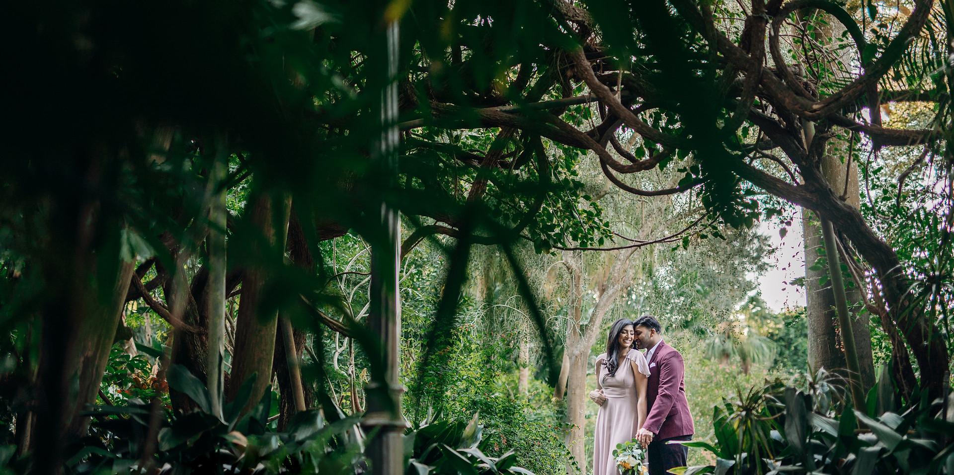 Raj + Shon Engagement