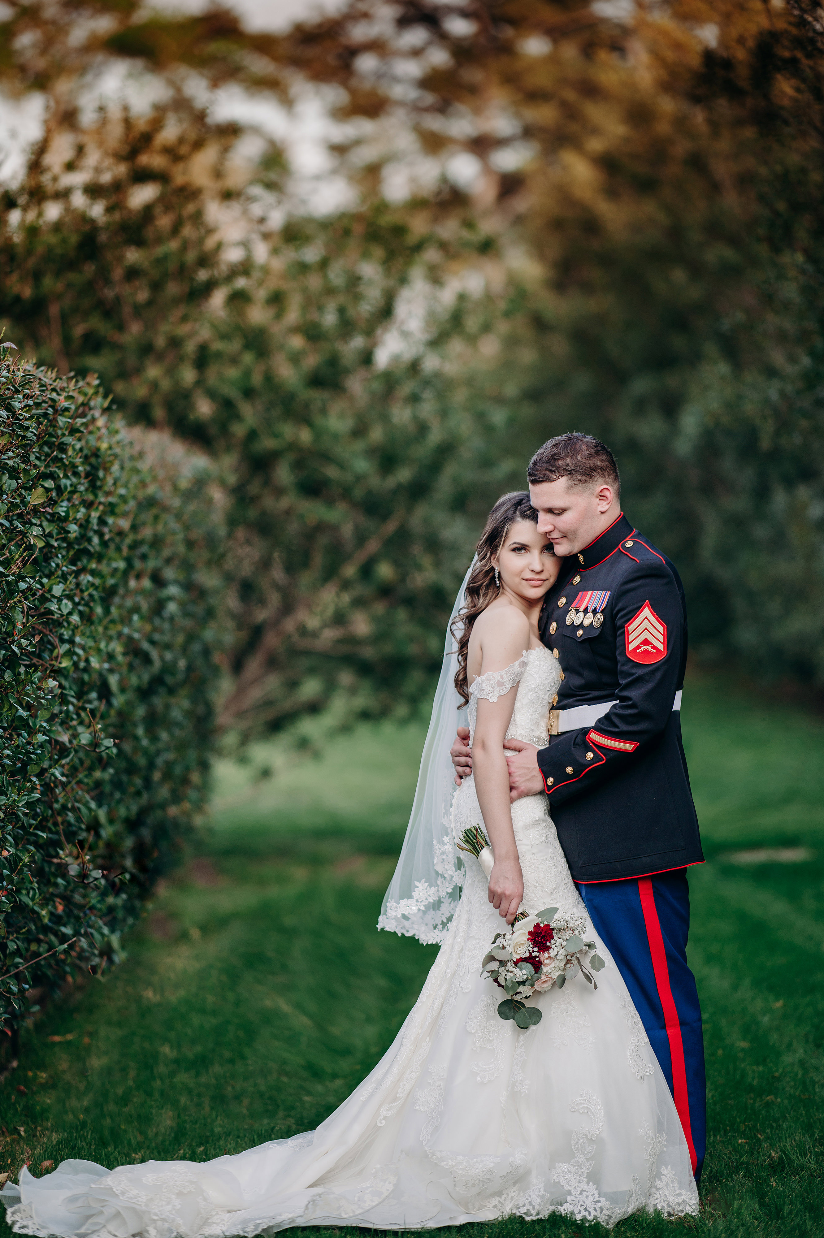 Natalia + Mitchell Wedding