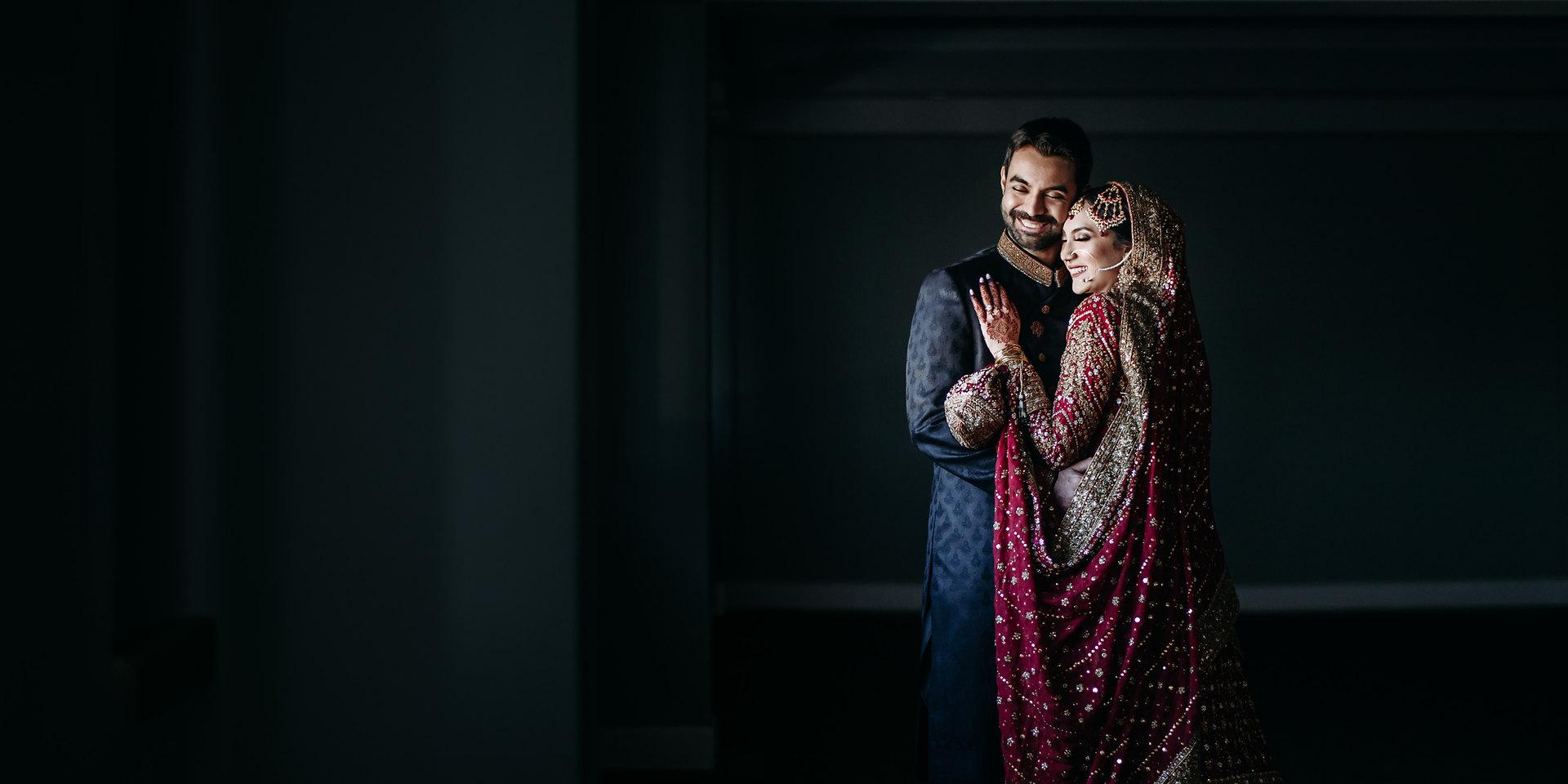 Anusha + Raza Wedding