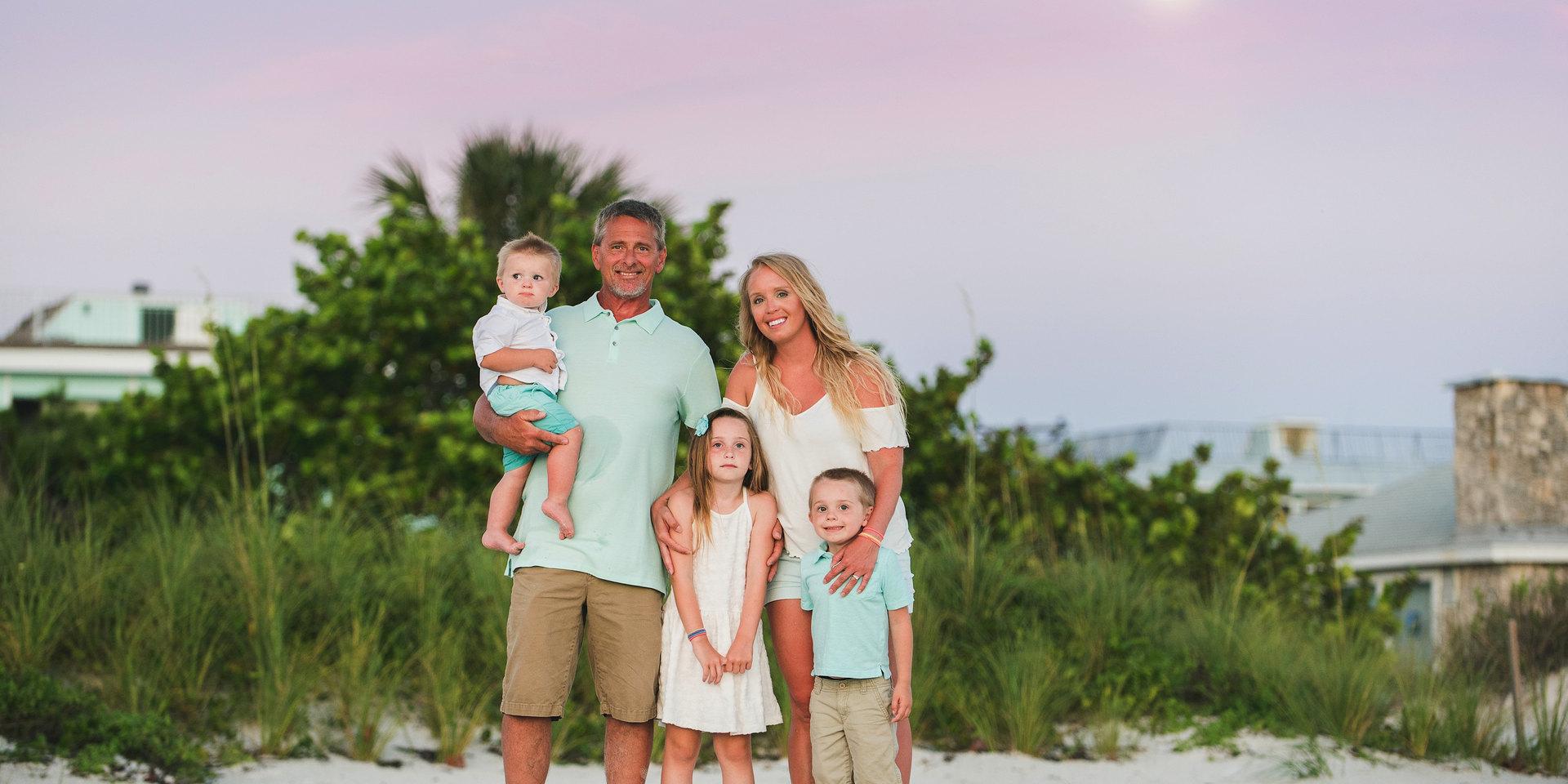 KELIY FAMILY PORTRAIT SESSION