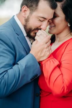 Aubry + Carlos Engagement