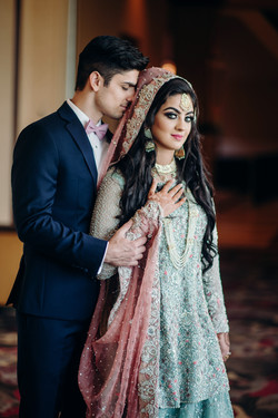Iqra + Sha Wedding