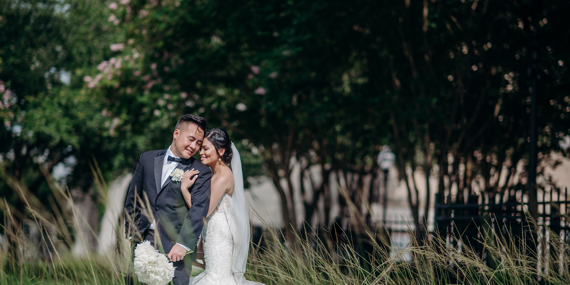 Julie + Binh Wedding