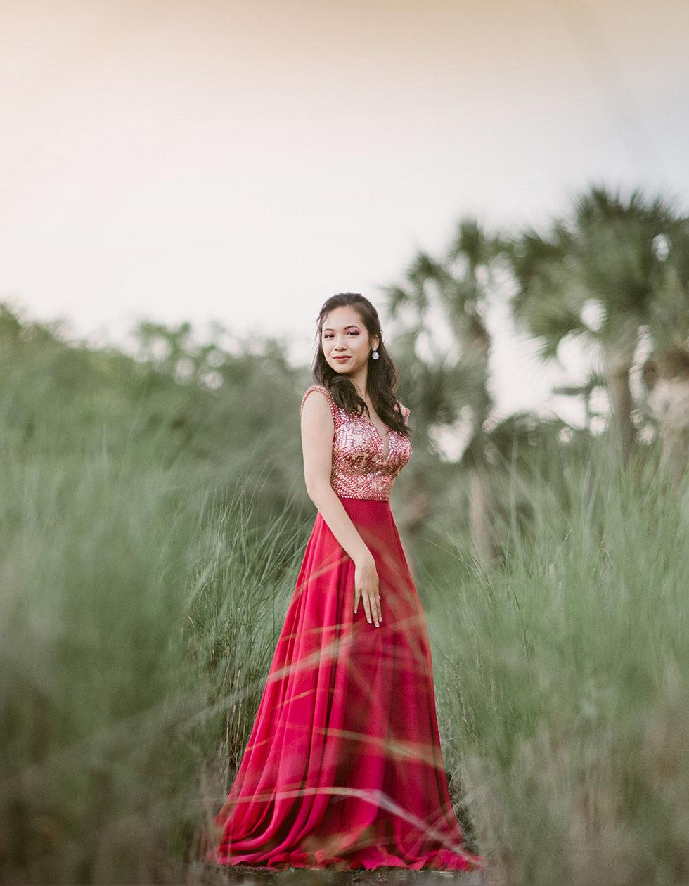 Vi Huynh Portrait