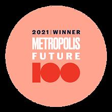 Metropolis Future 100 Winner