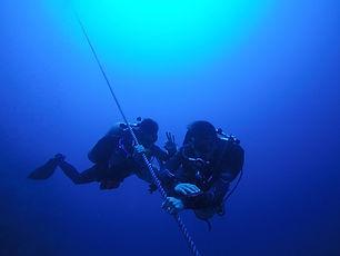 diving hk 香港初級潛水課程 fun dive SSI