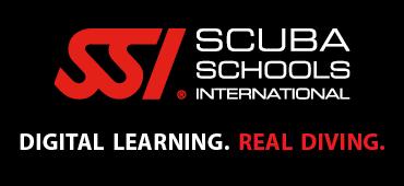 scuba schools international SSI logo