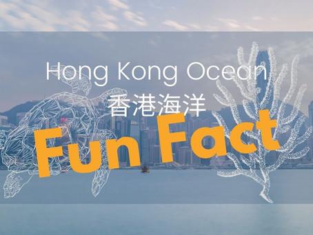 香港海洋Fun Fact,你又知幾多?