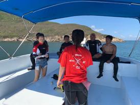 dive guide SSI DM 潛水fun dive