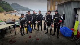 香港潛水課程培訓地點適合fun dive