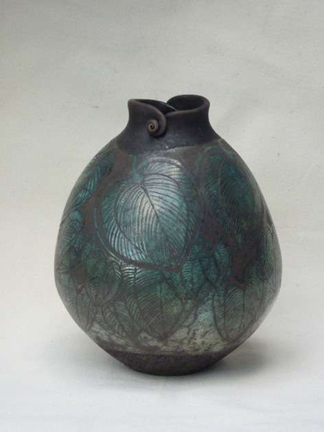 Foliage Jar