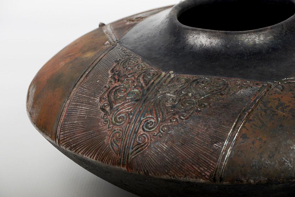 Celtic Portal detail
