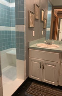 walk in assisted living shower