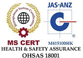 (1) New Logo Singapore OHS (Colour PMS R