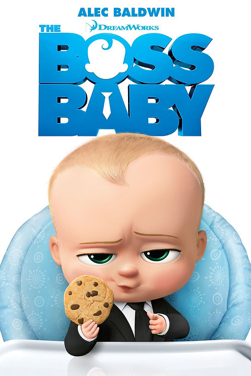 The Boss Baby (Movies Anywhere HD)