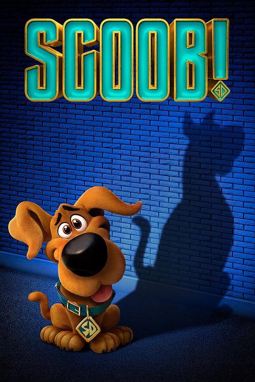 Scoob!  *Read Description* (Movies Anywhere SD)