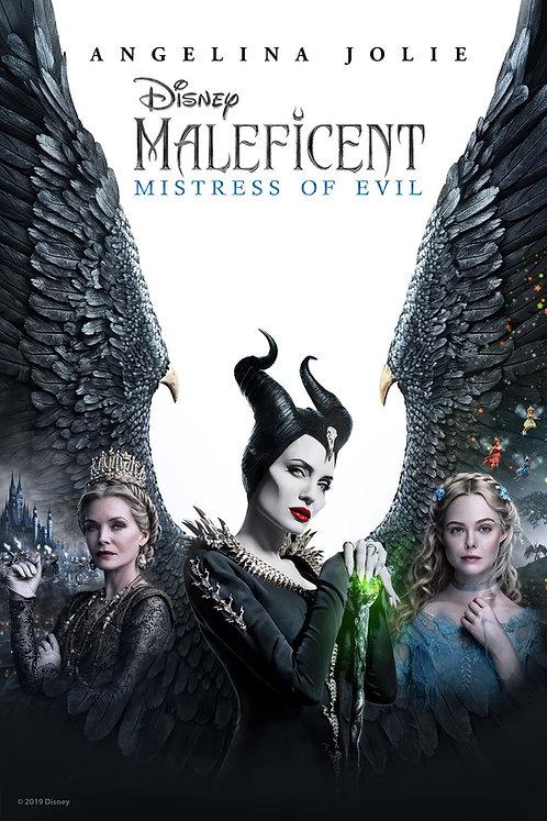 Maleficent: Mistress of Evil (iTunes 4K)