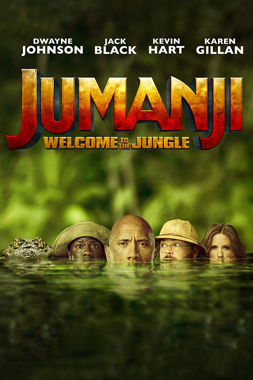 Jumanji: Welcome to the Jungle (Movies Anywhere SD)