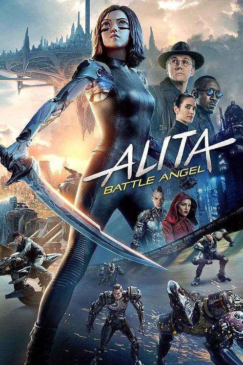 Alita: Battle Angel (VUDU 4K)