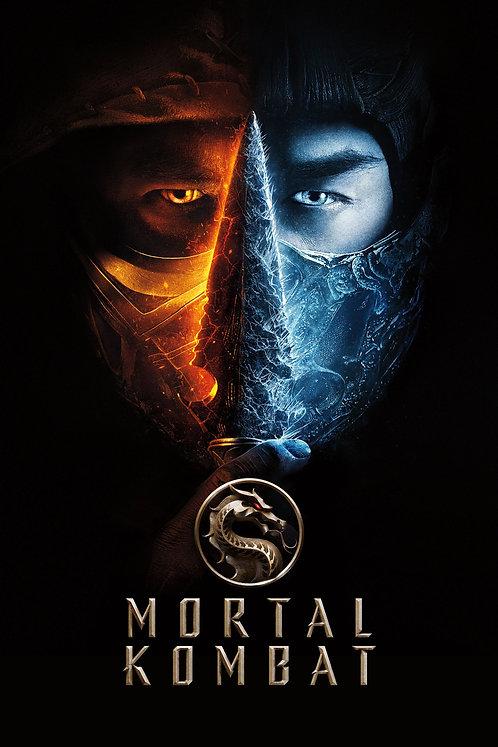 Mortal Kombat (2021) (Movies Anywhere 4K)