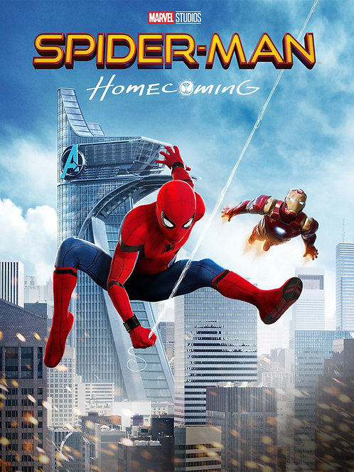 Spider-Man Homecoming (Movies Anywhere HD)