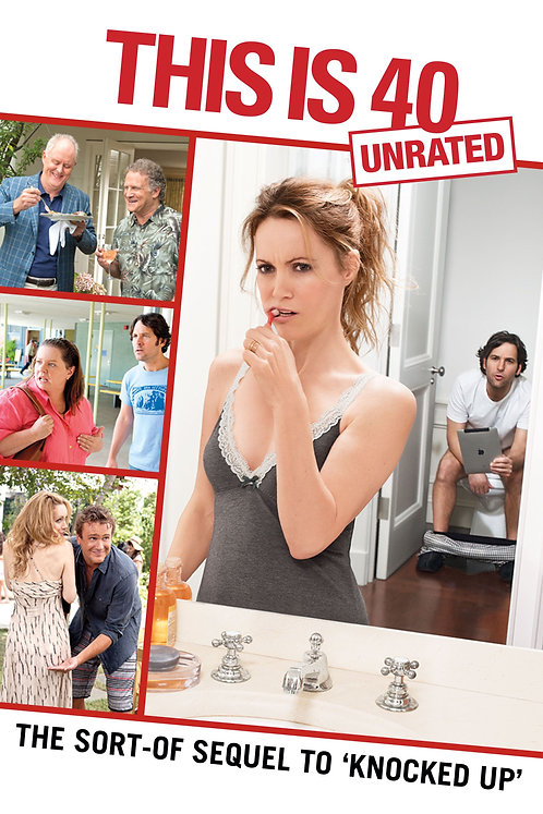This is 40 (Unrated) (Movies Anywhere HD)