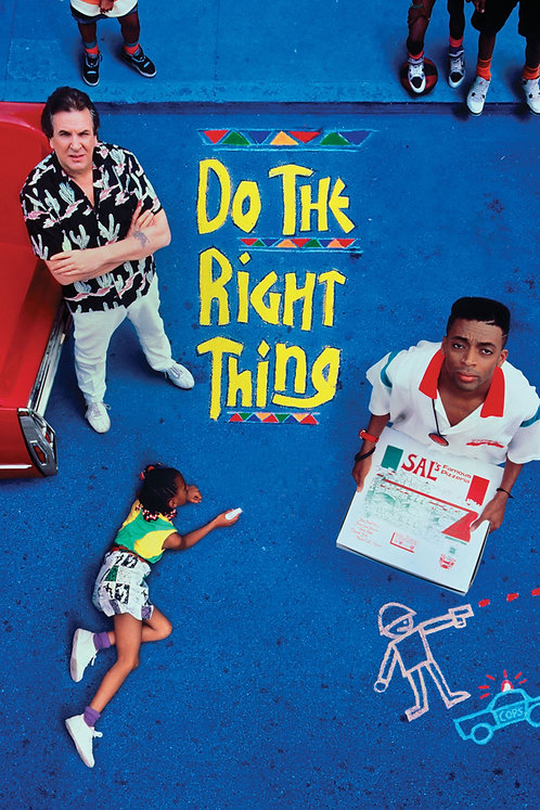 Do the Right Thing (Movies Anywhere 4K)