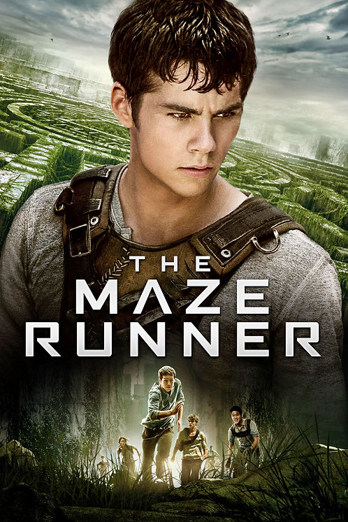 Maze Runner Trilogy (Movies Anywhere HD)
