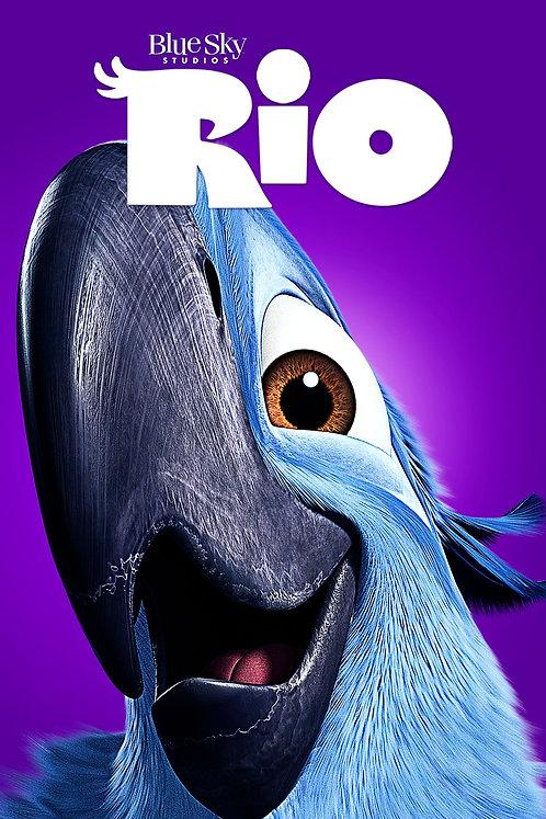 Rio  (Movies Anywhere HD)