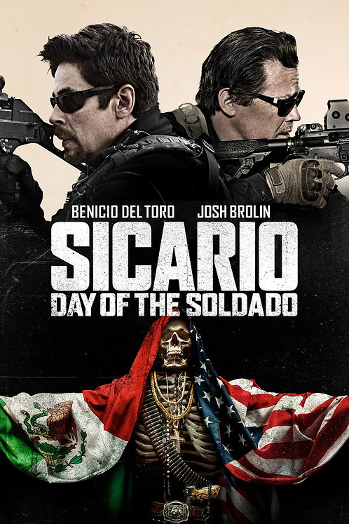 Sicario: Day of the Soldado (Movies Anywhere HD)