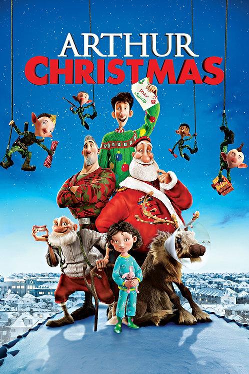 Arthur Christmas (Movies Anywhere HD)