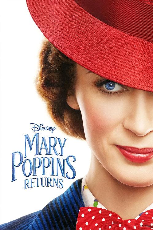 Mary Poppins Returns (iTunes 4K)