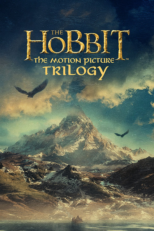 The Hobbit Trilogy Theatrical + Extended (Movies Anywhere 4K)