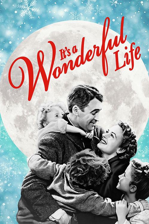 It's a Wonderful Life (iTunes 4K)