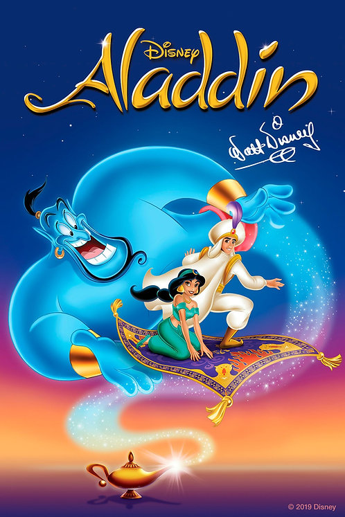 Aladdin (iTunes 4K)