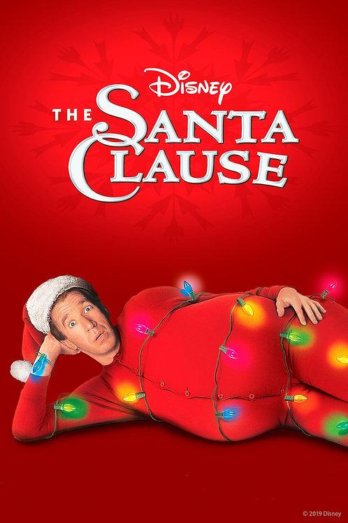 The Santa Clause (Google Play HD)