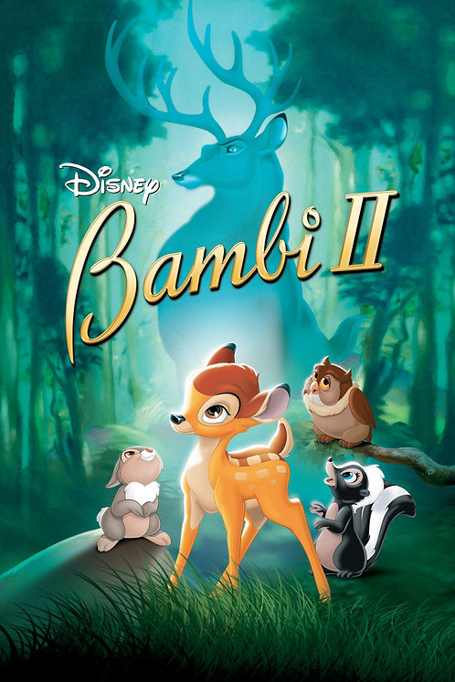 Bambi II  (iTunes HD)
