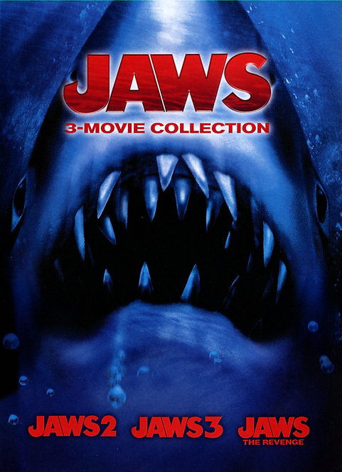 Jaws 3-Movie Collection (Movies Anywhere HD)