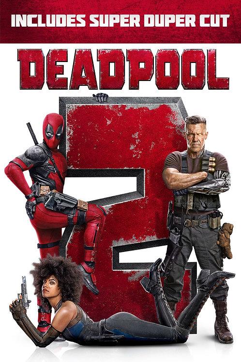 Deadpool 2  (VUDU 4K)
