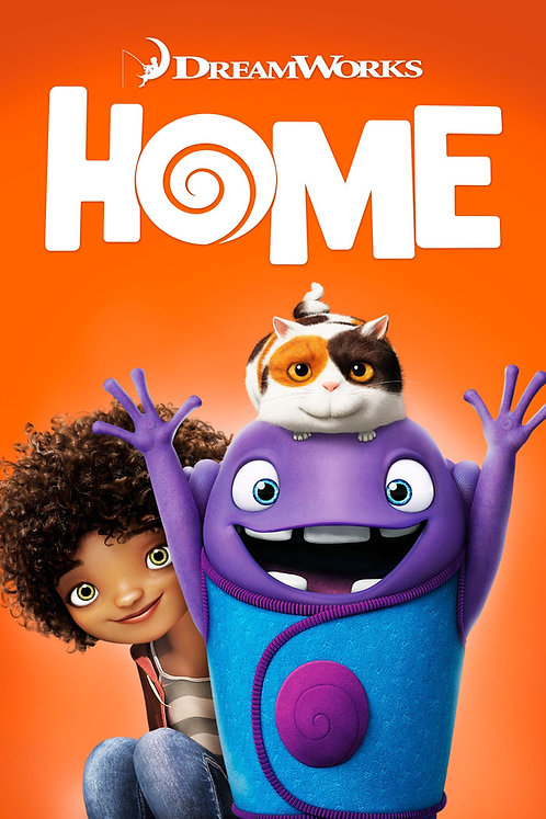 Home (Movies VUDU HDX)