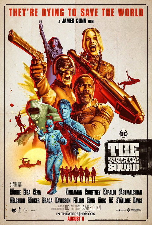 The Suicide Squad *PRE-ORDER* (VUDU HDX)