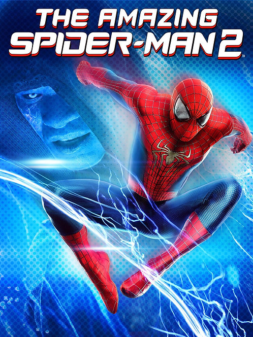 The Amazing Spider-Man 2 (Movies Anywhere HD)