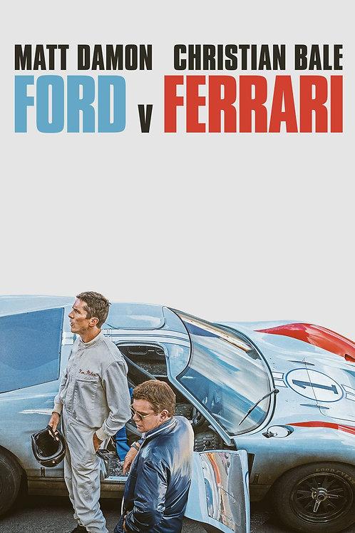 Ford v Ferrari (Movies Anywhere HD)