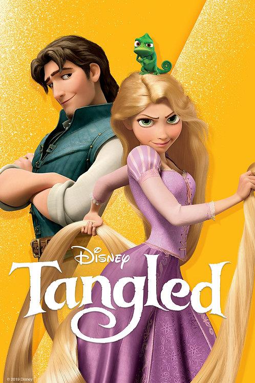 Tangled (Google Play HD)
