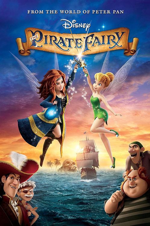 The Pirate Fairy (iTunes HD)